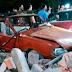Veículo desgovernado invade casa e condutor fica ferido no interior do Piauí