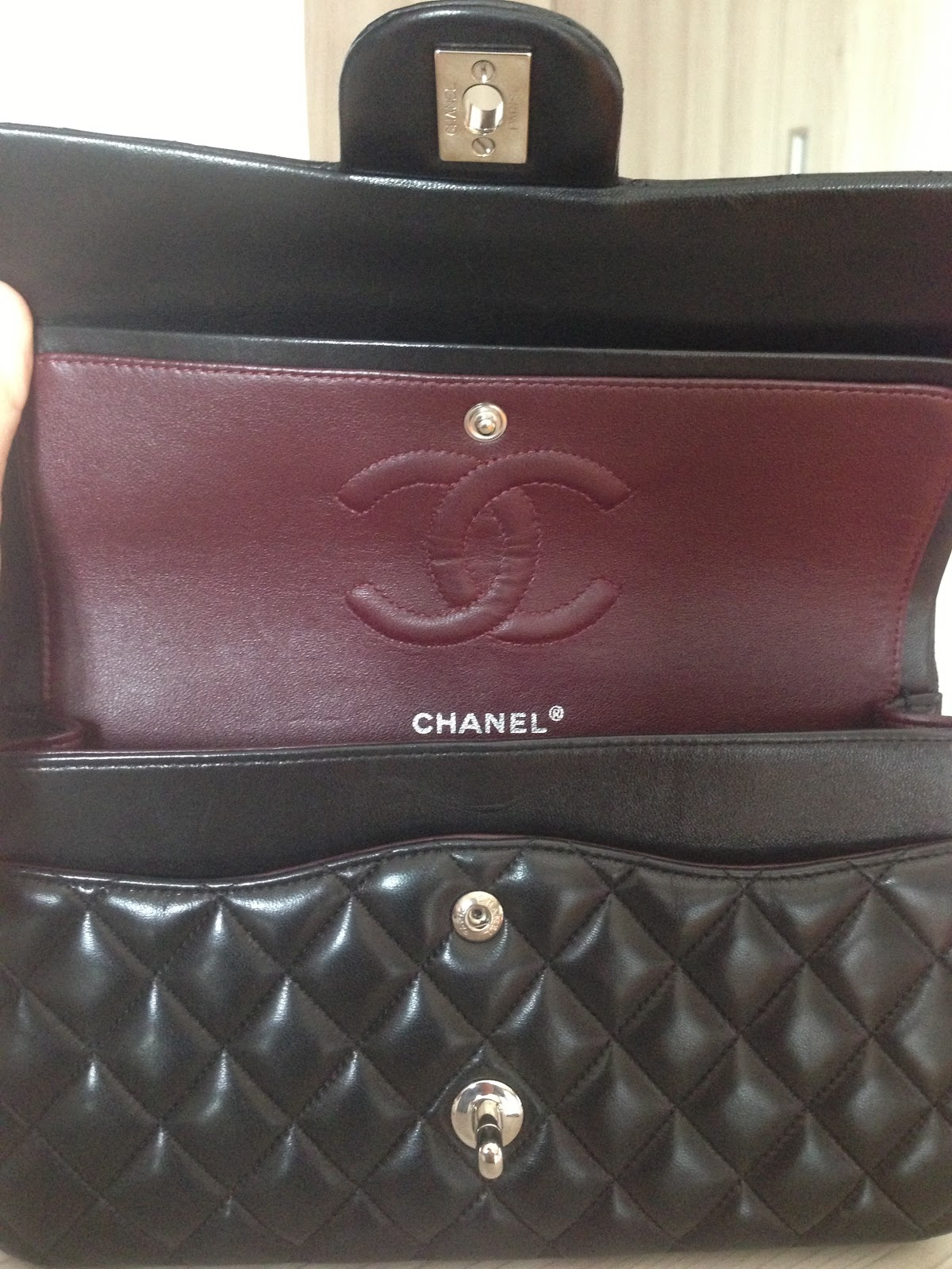 6586faae39f6 Preloved 100% Authentic Designer Bags for sale: (Sold) Chanel ...