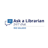 Poster for Ask a Librarian 24/7 chat.
