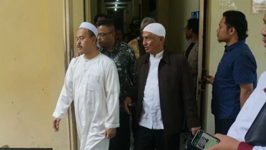 Ketua PA 212 Diperiksa Polresta Surakarta