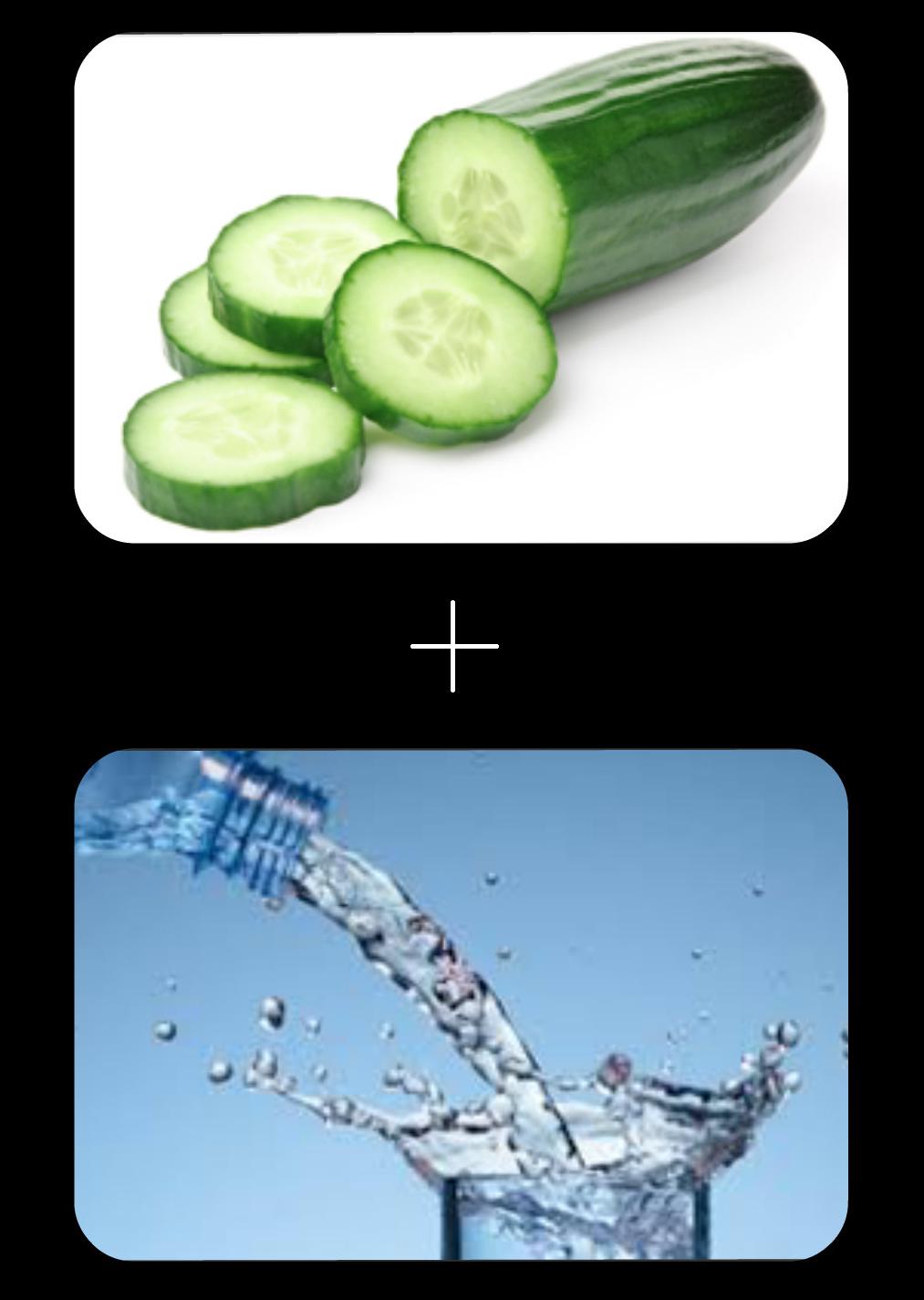 DIY Lotion tonique au concombre - Les Mousquetettes
