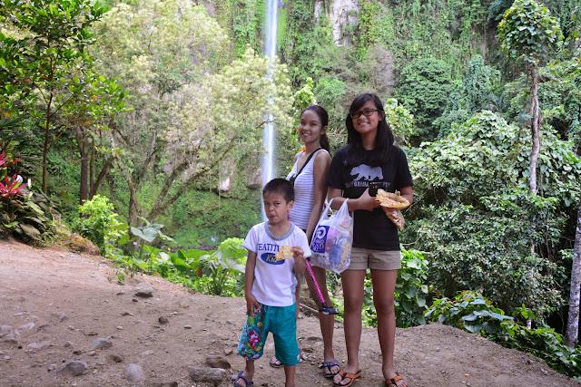 Katibawasan Falls, Camiguin