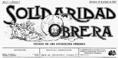 Revista Solidaridad Obrera