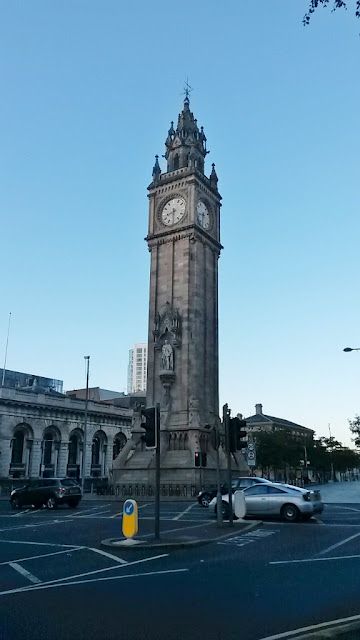 Albert Memorial Clock in Belfast