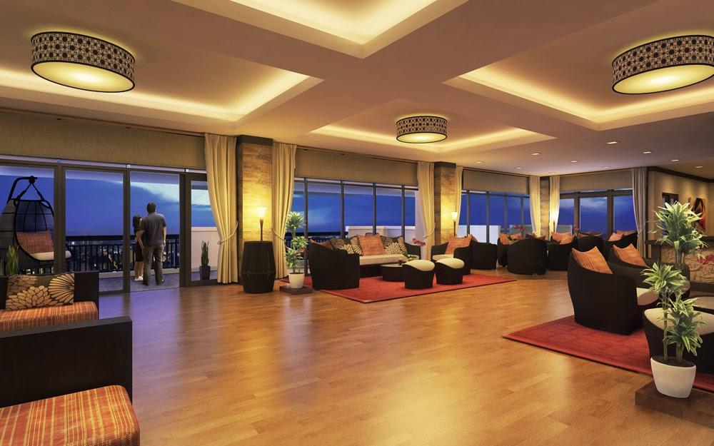 Royal Palm Residences Sky Lounge