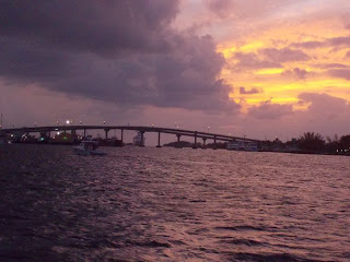 Nassau to Atlantis bridge