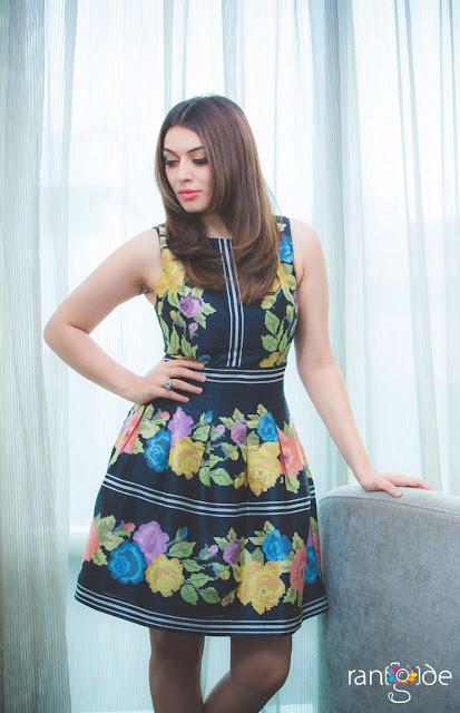 Actress Hansika New Photoshoot