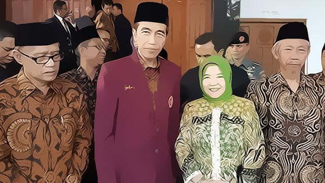 Anggota FPKB Mengapresiasi Kungjungan Presiden di Kabupaten Malang
