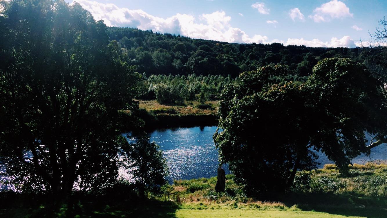 View from Sir Ian Wood Building of Robert Gordon University