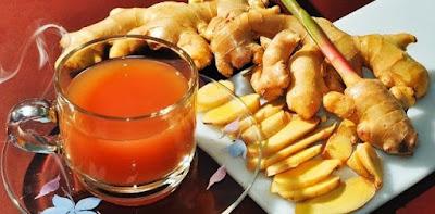 minuman tradisional kunyit asam