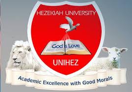 Hezekiah University 2016/2017 1st Batch UTME list is out