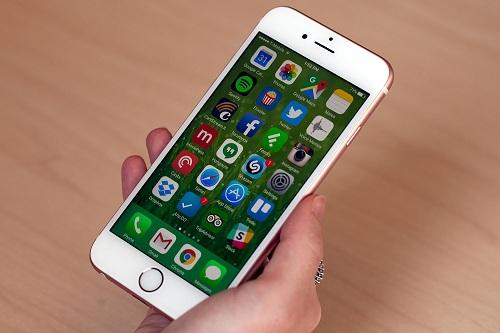 Sửa iPhone 6S với Thành Hưng Mobile