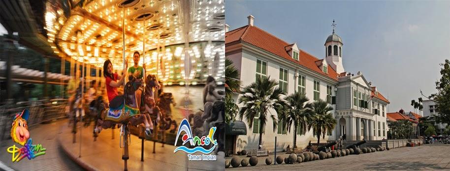 Paket Wisata Dufan + Kota Tua