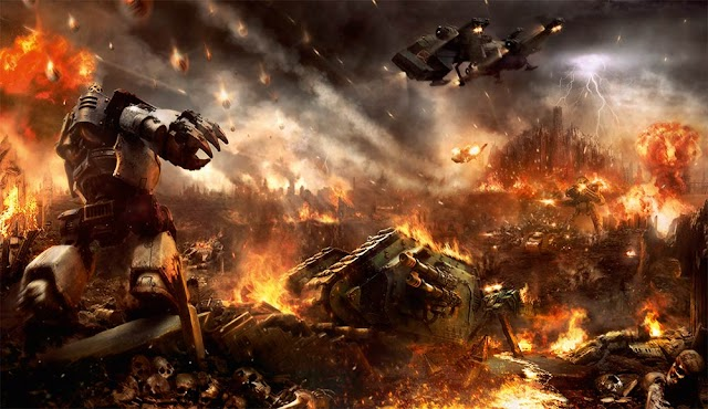 New Rulebook Coming for the Horus Heresy