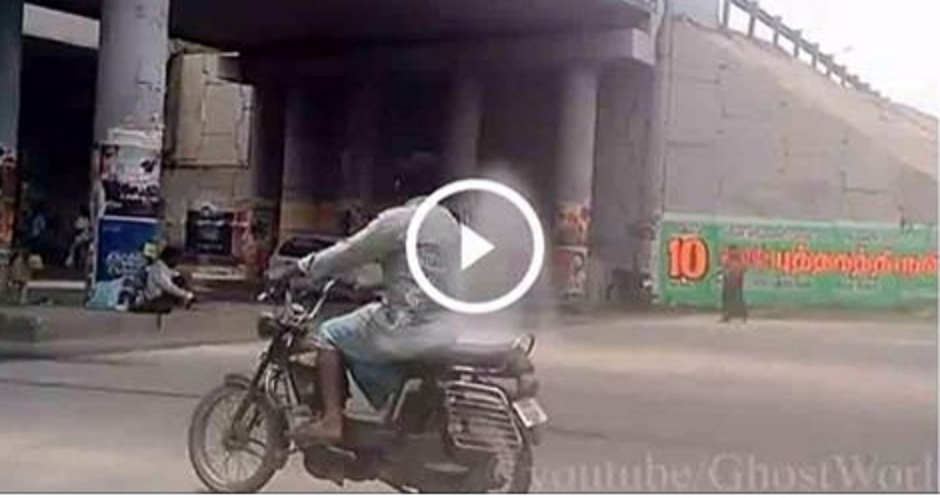 Real Ghost Spirit Caught Back Seat Full Hd Video The Nepali Video
