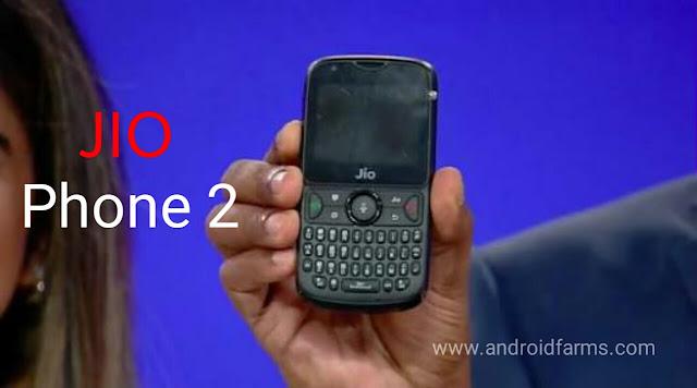 Jio phone 2 flash sale on 16 August 2018