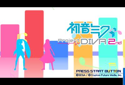 初音未來:歌姬計劃2中文版(Hatsune Miku - Project Diva 2nd)