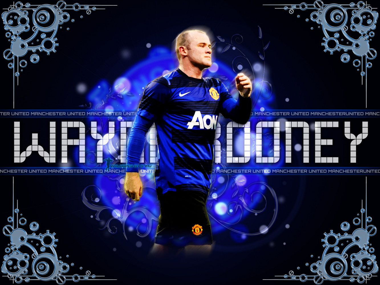 Wayne Rooney hd Nice Wallpapers 2012. 1333 x 1000.Hairstyles Girls Soccer