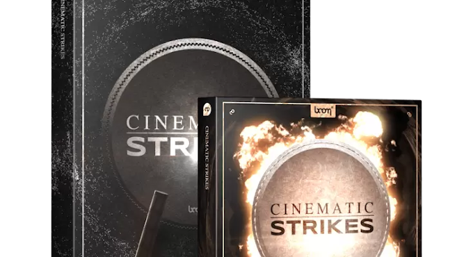 Boom Library – Cinematic Strikes Construction Kit [WAV][GraphixTree]