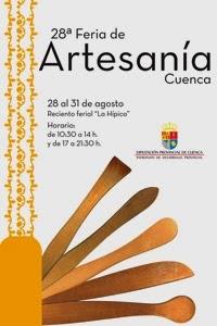 Feria de artesanía en Cuenca