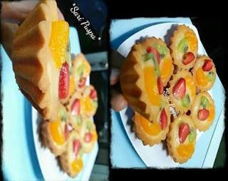 Cara Membuat Fruit Pie Mini