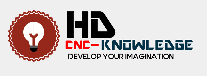 HD knowledge On CNC programming