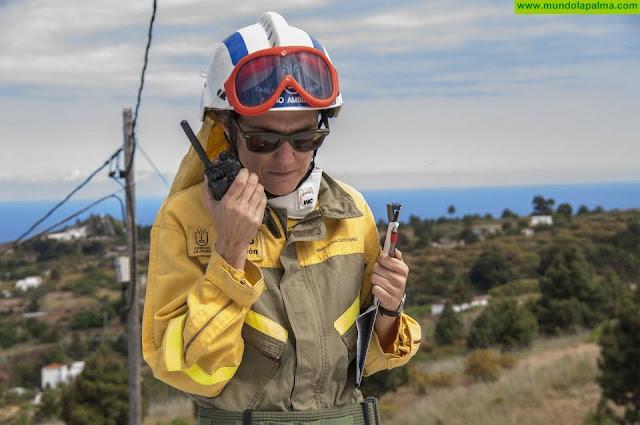 Política Territorial organiza mañana un simulacro de gran incendio forestal en la ladera sur del Bejenao