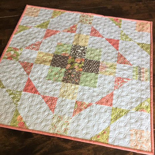 Gather Round Table Topper Free Pattern