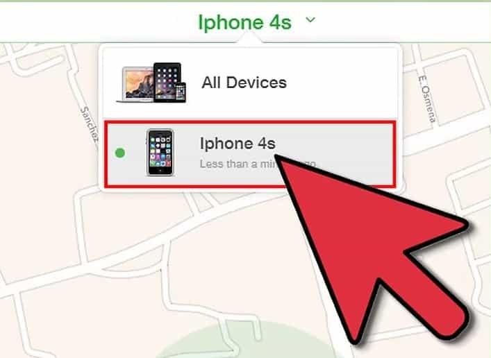 Cara Melacak HP iPhone yang hilang