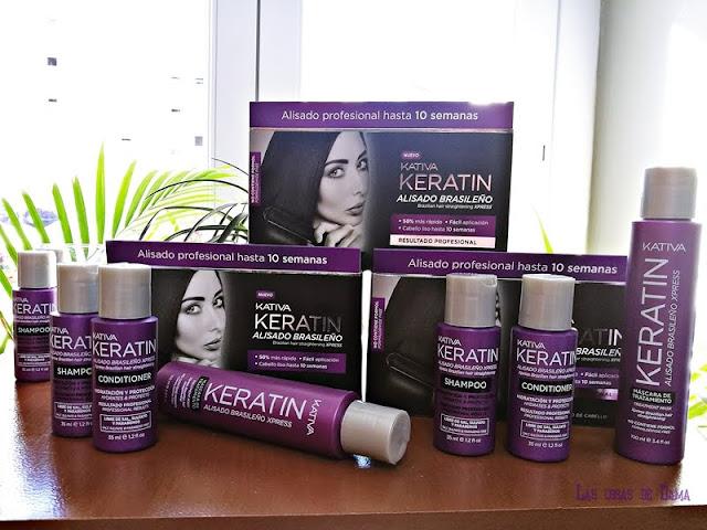 Kativa Keratin cabello alisado brasileño queratina hair pelo liso frizz beauty belleza