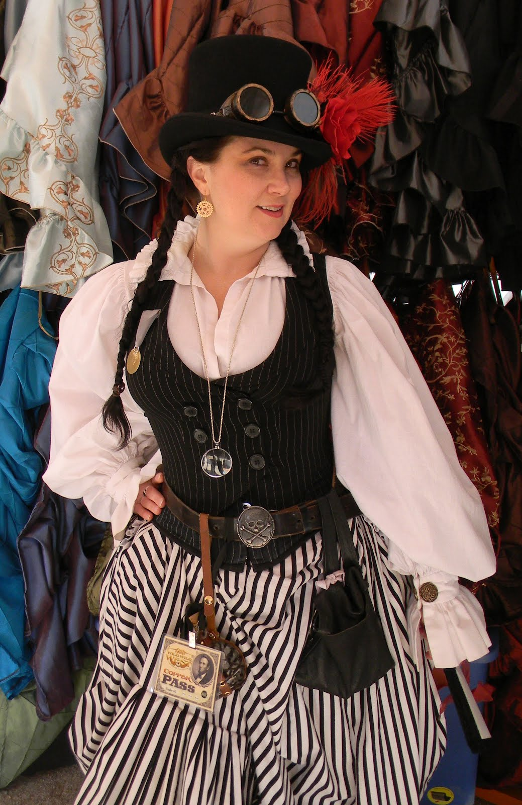 EPBOT: The Search for a Steampunk Prom Dress  EPBOT: The Sear...