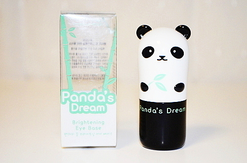 REVIEW: Tony Moly Panda's Dream Brightening Eye Base - The Point of Vu