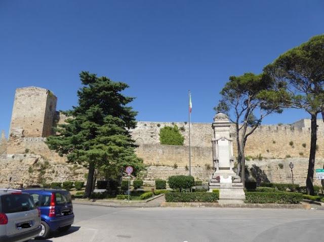 castello di lombardia enna
