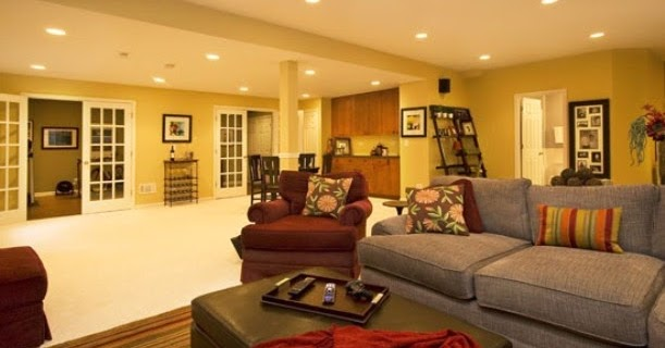 Inexpensive Basement Remodeling Ideas And Pictures