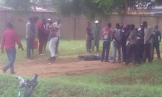 Motorcyclist Scythed to Death in Benue
