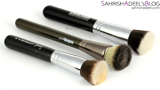 Makeup Brushes by Color Studio Professional - Review & Comparison