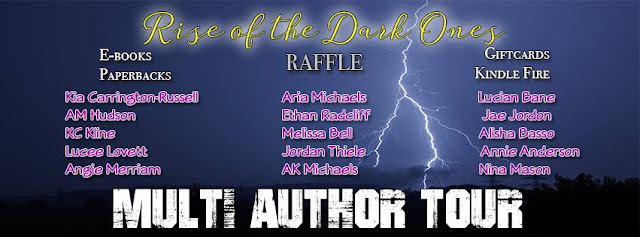 Rise of the Dark Ones raffle entry