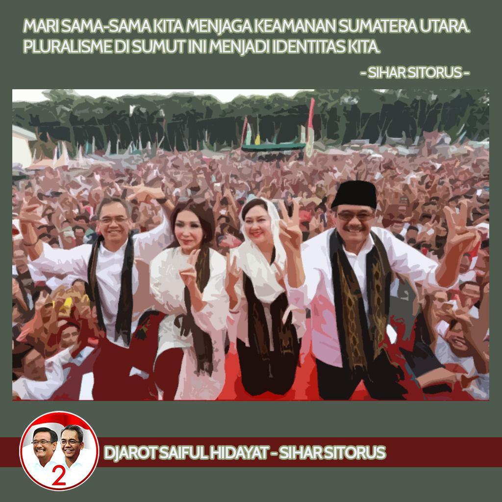 Prihatin Tragedi Bom di Surabaya, Sihar Ajak Jaga Pluralisme