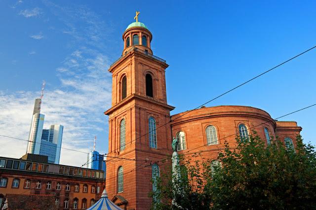 Paulskirche em Frankfurt