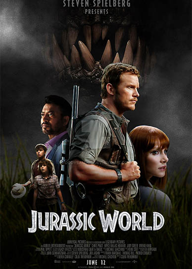 Jurassic World 2015 Dual Audio 480p 300MB [Hindi - English] BRRip ESubs,Jurassic World 2015 Dual Audio 480p 300MB,Jurassic World 2015 Dual Audio 480p