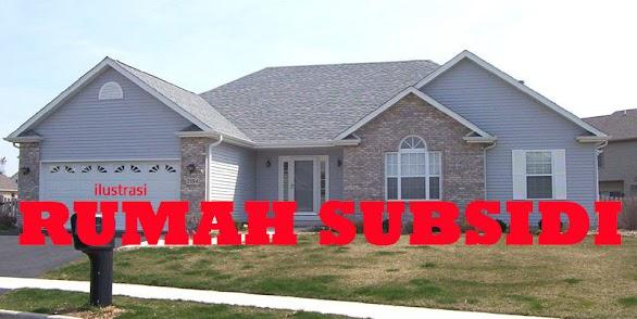 Syarat Membeli Rumah KPR Subsidi