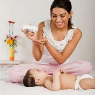 Manfaat Lain Bedak Bayi