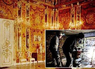 Đi Tìm Lời Giải Đáp Cho Căn Phòng Kho Báu Của Đức Quốc Xã