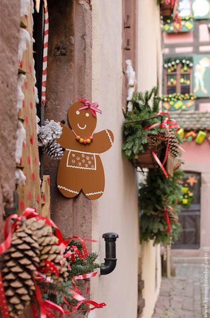 Riquewihr Alsacia Navidad pueblos encanto