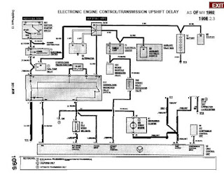 repair-manuals: Mercedez 190E Electric Wiring Diagrams