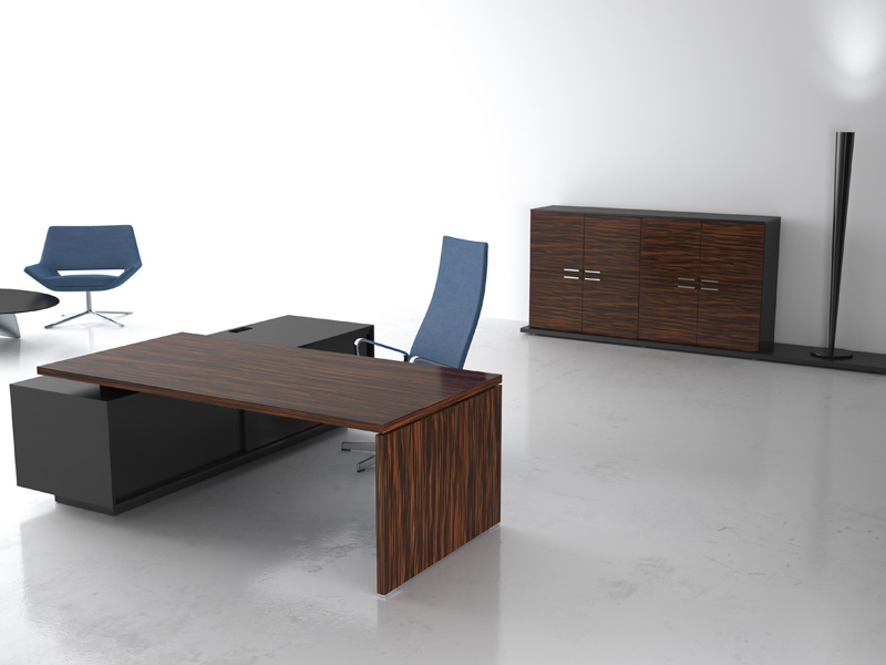 Modern Home Office Furniture Home Design Ideas Pictures: Modern Office Chairs And Desks