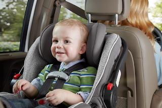 memilih baby / child car seat