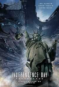 Independence Day Resurgence 2016 720p Hindi Dubbed Movie Download Dual Audio HDRip
