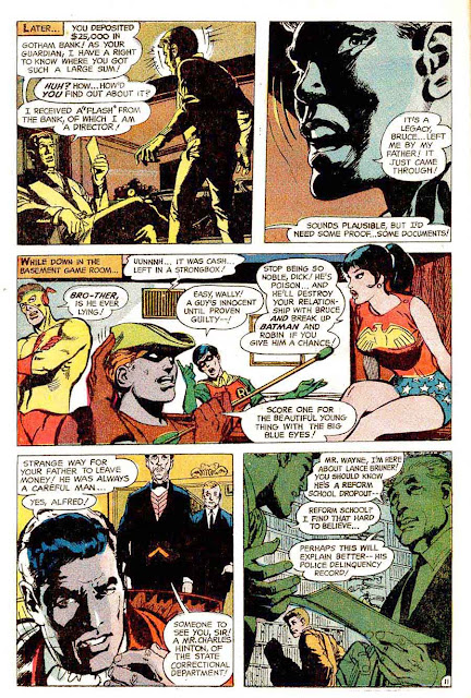 Brave and the Bold v1 #83 dc comic book page art by Neal Adams