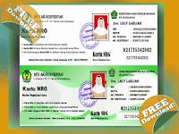 Aplikasi Cetak Kartu NRG Download Gratis Terbaru Revisi 2